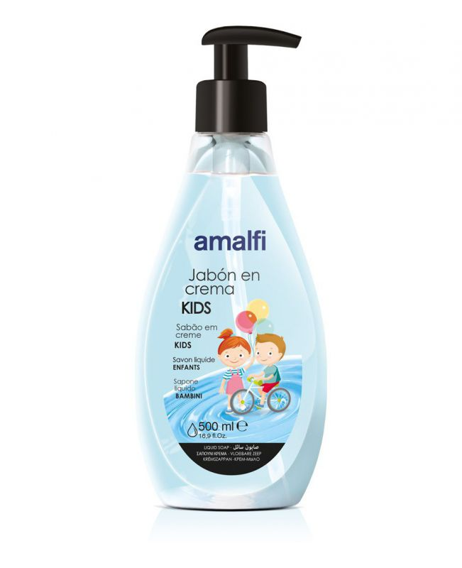 jabon en crema nb kids amalfi 500ml