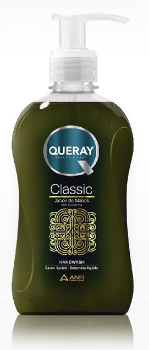 jabon de manos glicerina 500ml queray