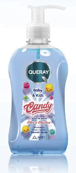 jabon de manos inf. chuches 500ml queray