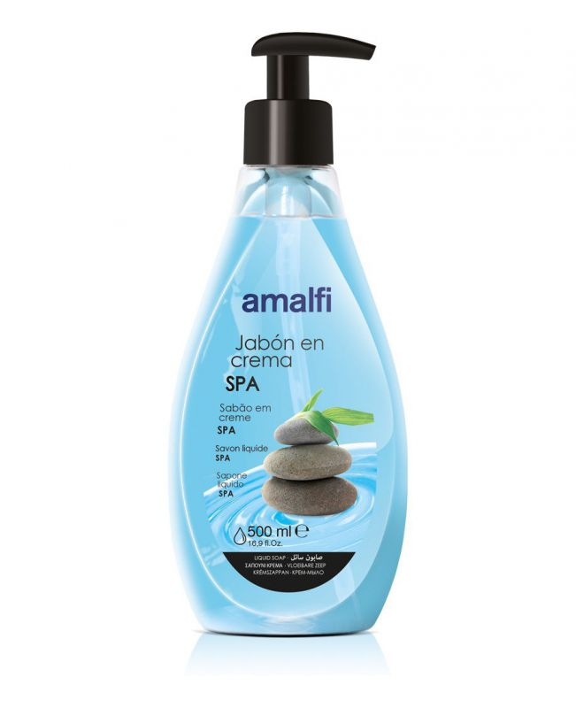 jabon en crema nb spa amalfi 500ml